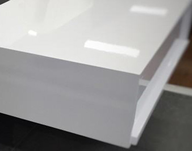 Gloss White Coffee Tables Australia