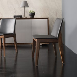 G488 | Leather Dining Chair