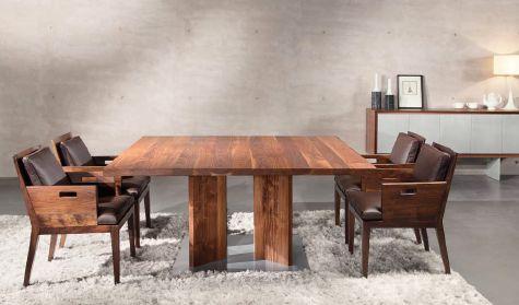 Colorado 160 x 160cm Dining Table