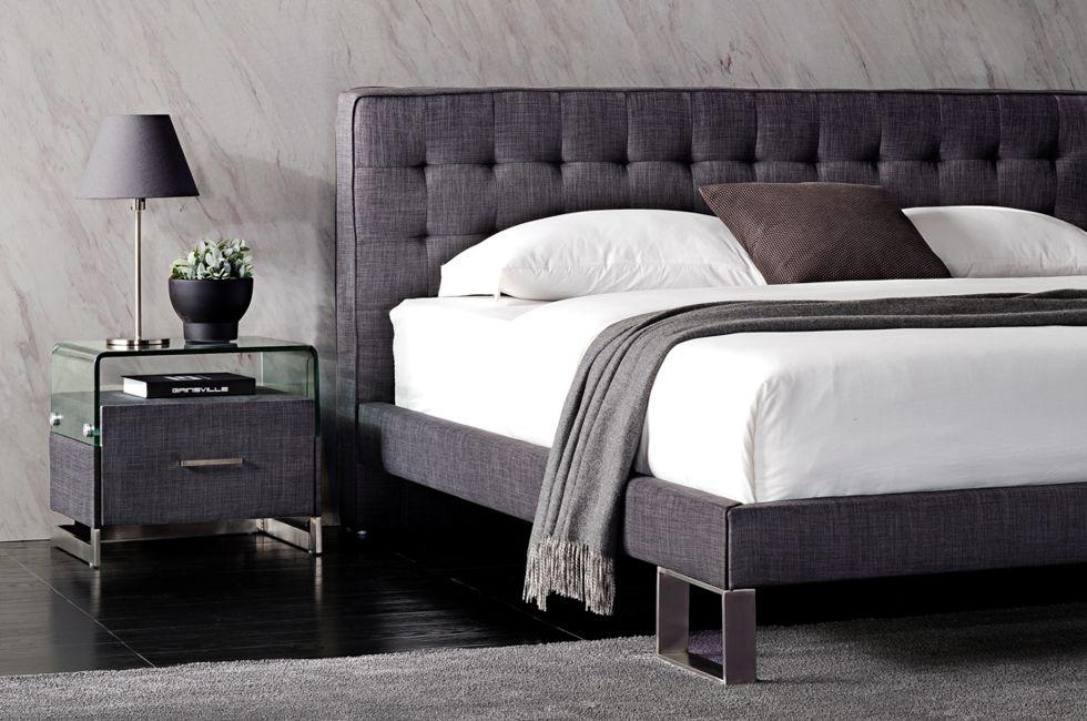 G2 Bedside Table 50cm Width 1 Drawer