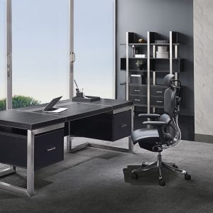 GF-217B Leather Office Desk