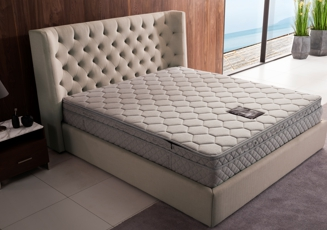 Infinity Cloud Mattress with Memory Foam