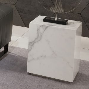 Harvey Stone Side Table