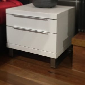 Quattro Bedside Table