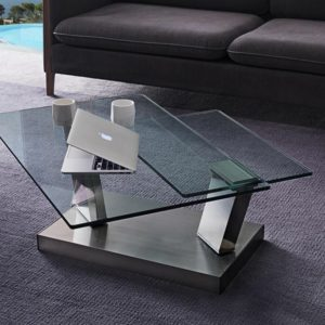 8140 Swivel Coffee Table