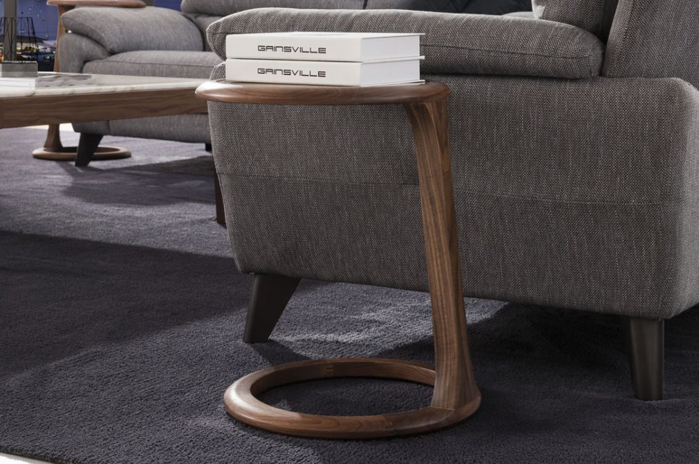Halo Timber Side Table
