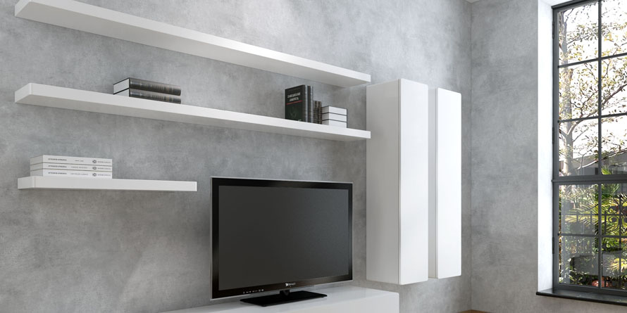 Brando Floating Shelves