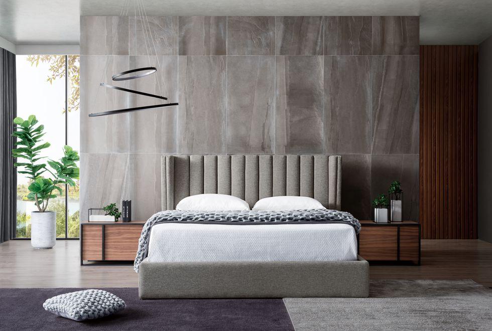Charlotte Modern Bed