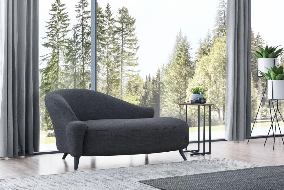 Maria Fabric Chaise