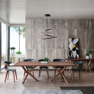 Orion Timber And Stone Rectangle Dining Table Gainsville Furniture