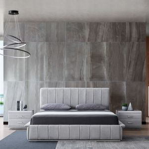 Geneva Contemporary Bed