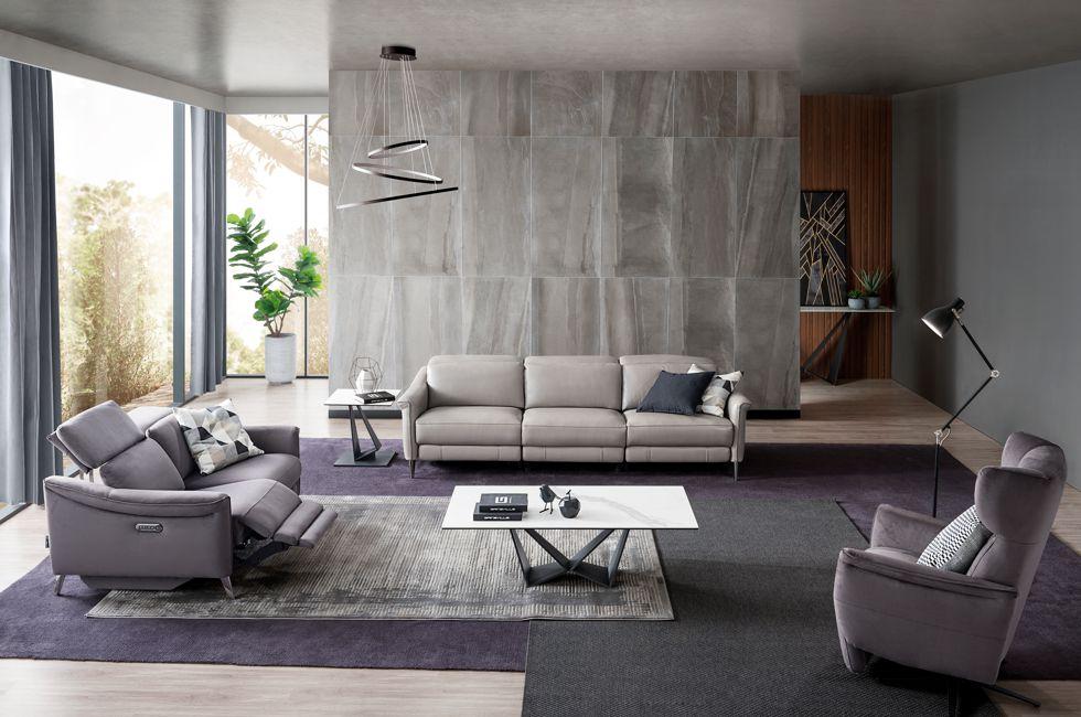 Aman Recliner Sofa