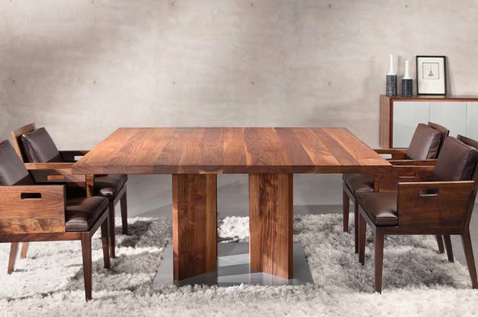Colorado Timber Dining Table