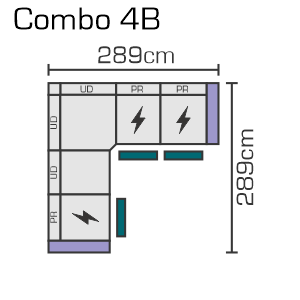 Combo 4B 289cm x 289cm Website Diagram (1)