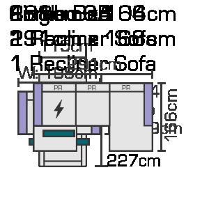 Combo 6B 291cm x 166cm Website Diagram (1)