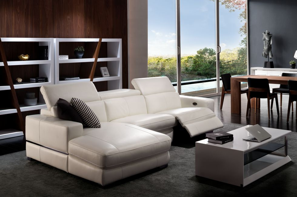 Eden Electric Recliner Sofa