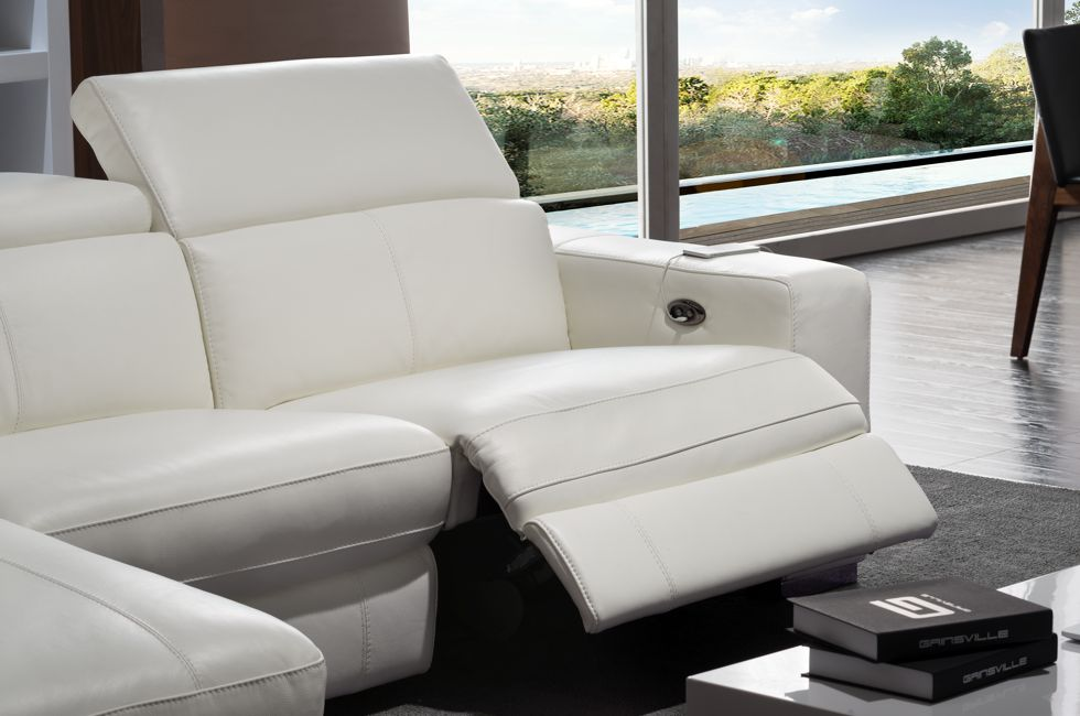 Eden Electric Recliner with USB Sofa