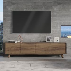 Eve Timber Tv Unit