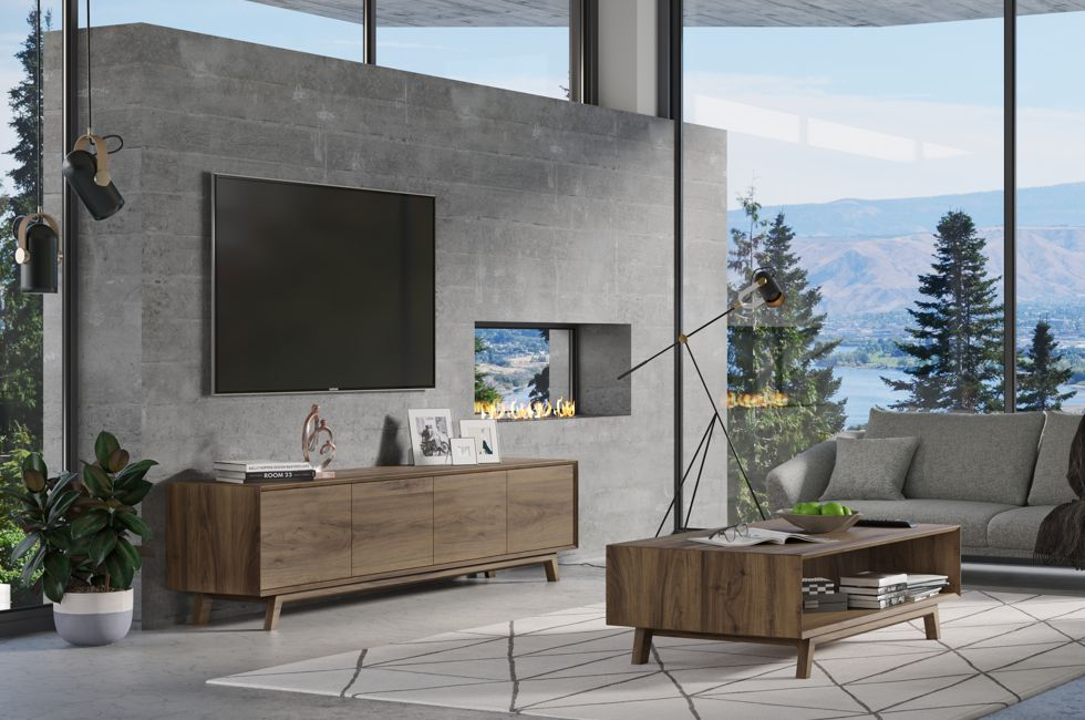 Eve Tv Unit