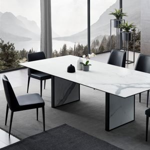Montreal Stone Dining Table