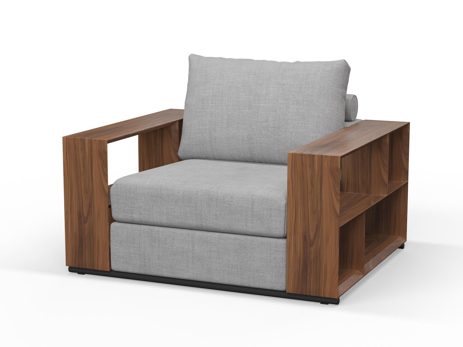 120cm x 100cm LTA RTA Walnut Timber