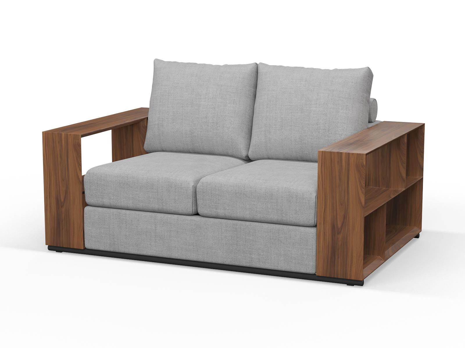 160cm x 100cm LTA RTA Walnut Timber