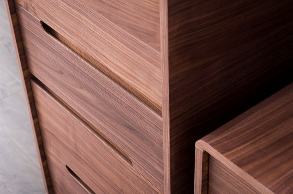 Willow Walnut Timber Bedroom Cabinets 980px x 650px (2)