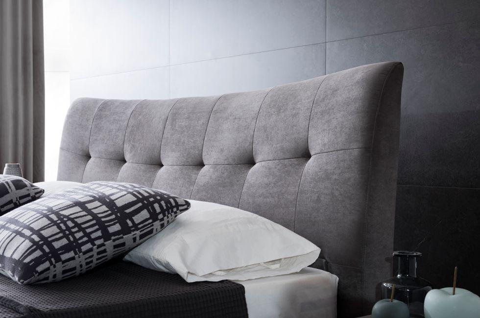 Vira Contemporary Bed